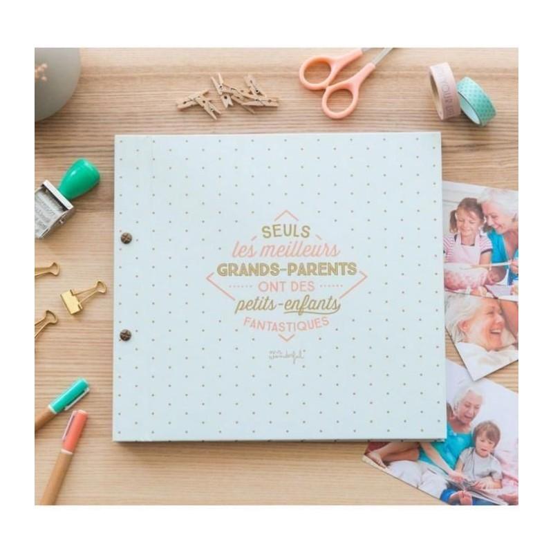 Album - Seuls les meilleurs grands-parents ont des petits-enfants fantastiques