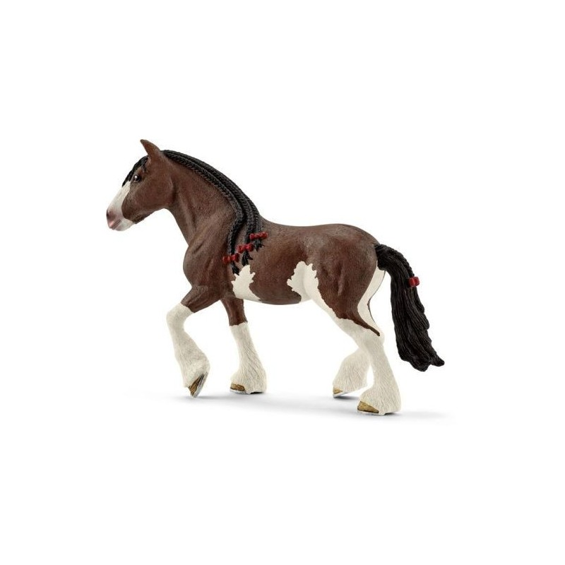 Jument clydesdale - Farm World