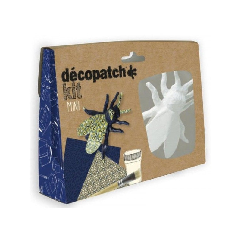 Mini kit décopatch - Abeille