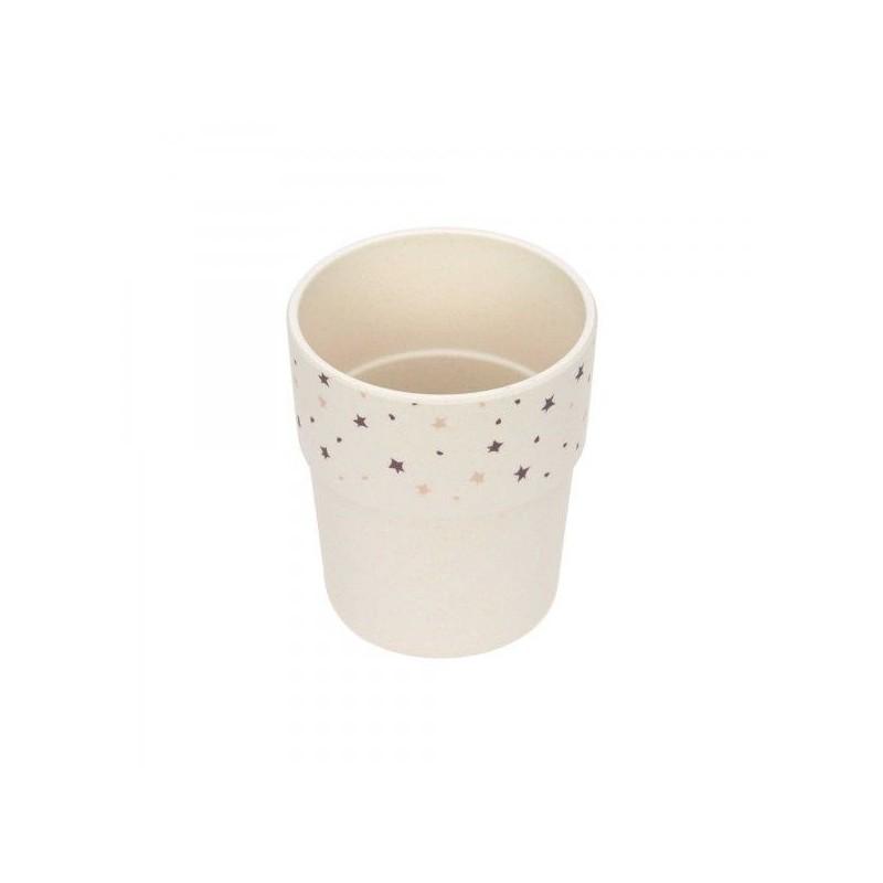 Tasse en bambou Little Water Cygne