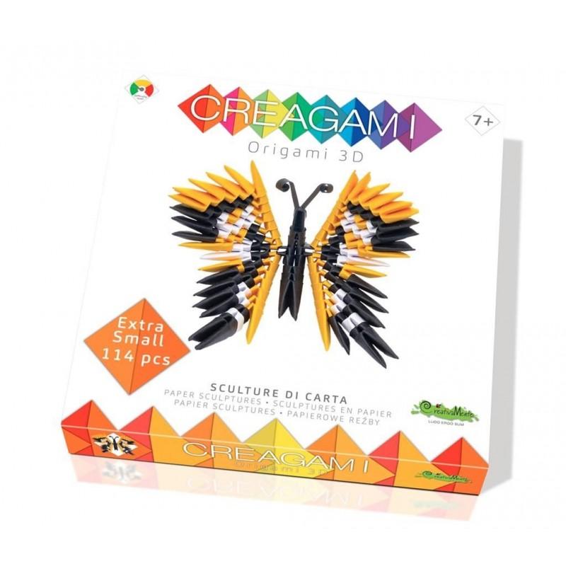 Creagami XS - Papillon origami 3D