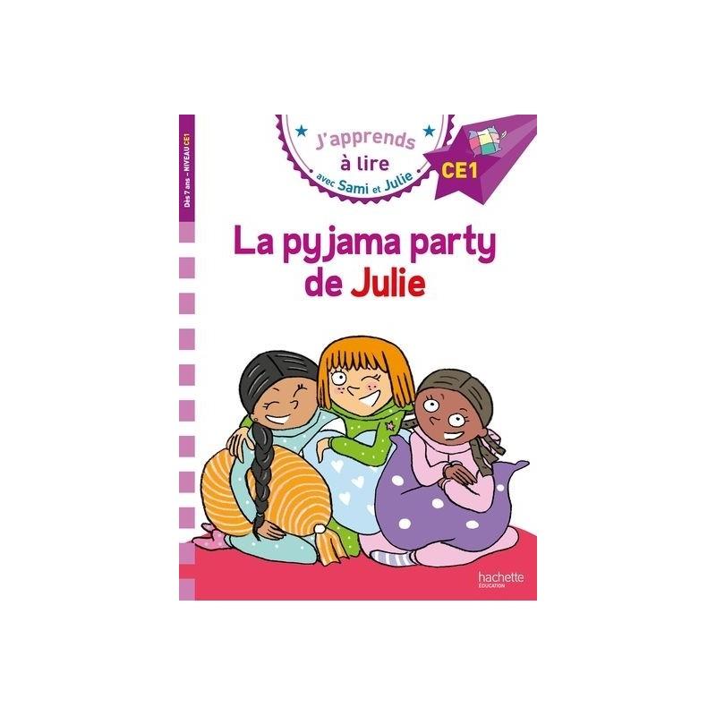La pyjama party de Julie