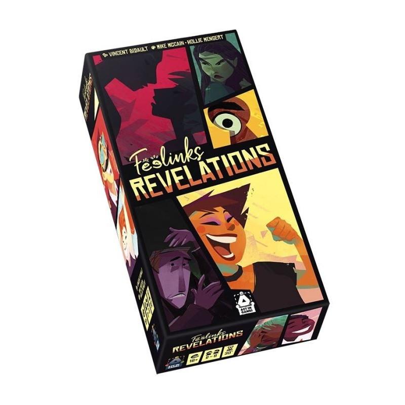 Feelinks - Révélations