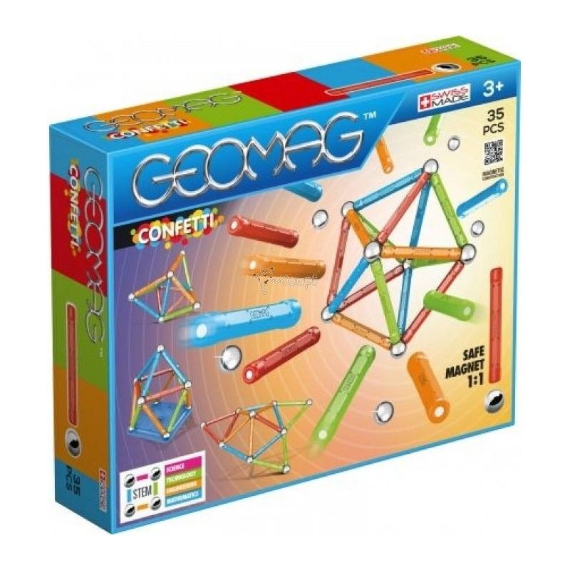 Geomag Confetti 35 pcs