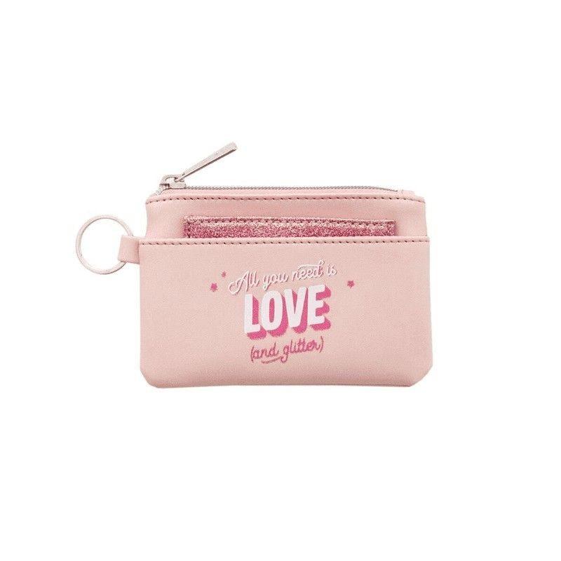 Porte-monnaie - All you need is love