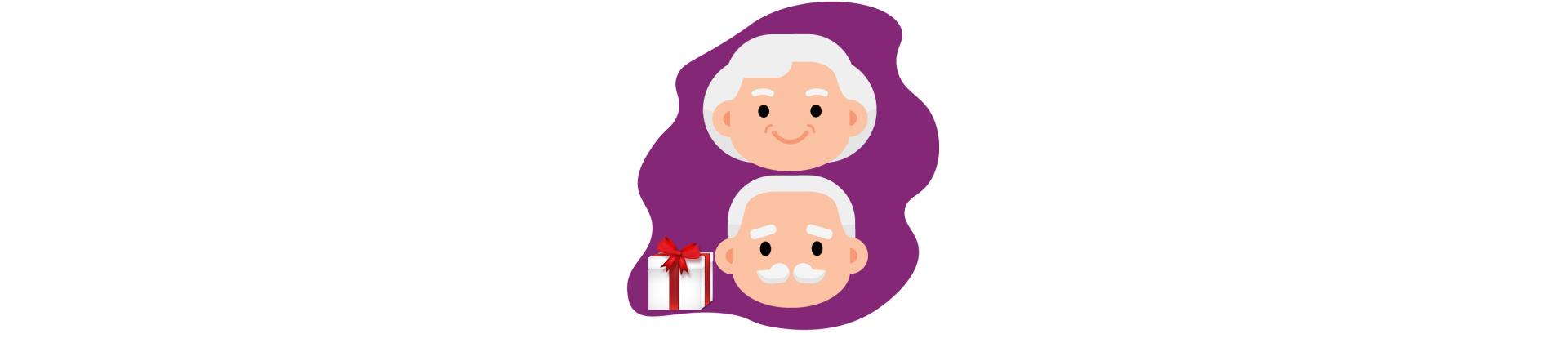 Cadeaux grands-parents