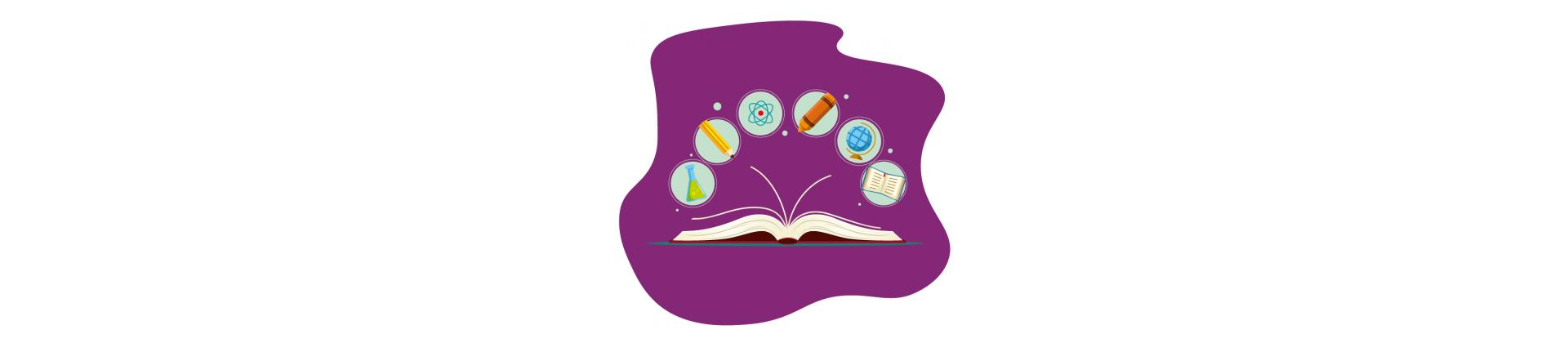 Livres d'apprentissage